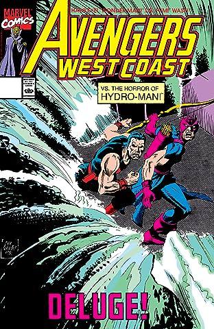 Avengers West Coast (1985-1994) #59