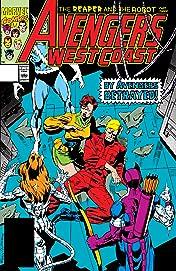 Avengers West Coast (1985-1994) #67
