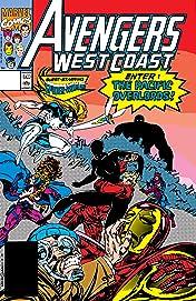 Avengers West Coast (1985-1994) #70