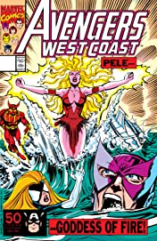 Avengers West Coast (1985-1994) #71
