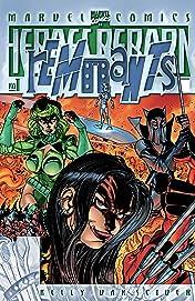 Heroes Reborn: Remnants (2000) #1
