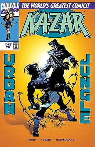 Ka-Zar (1997-1998) #8