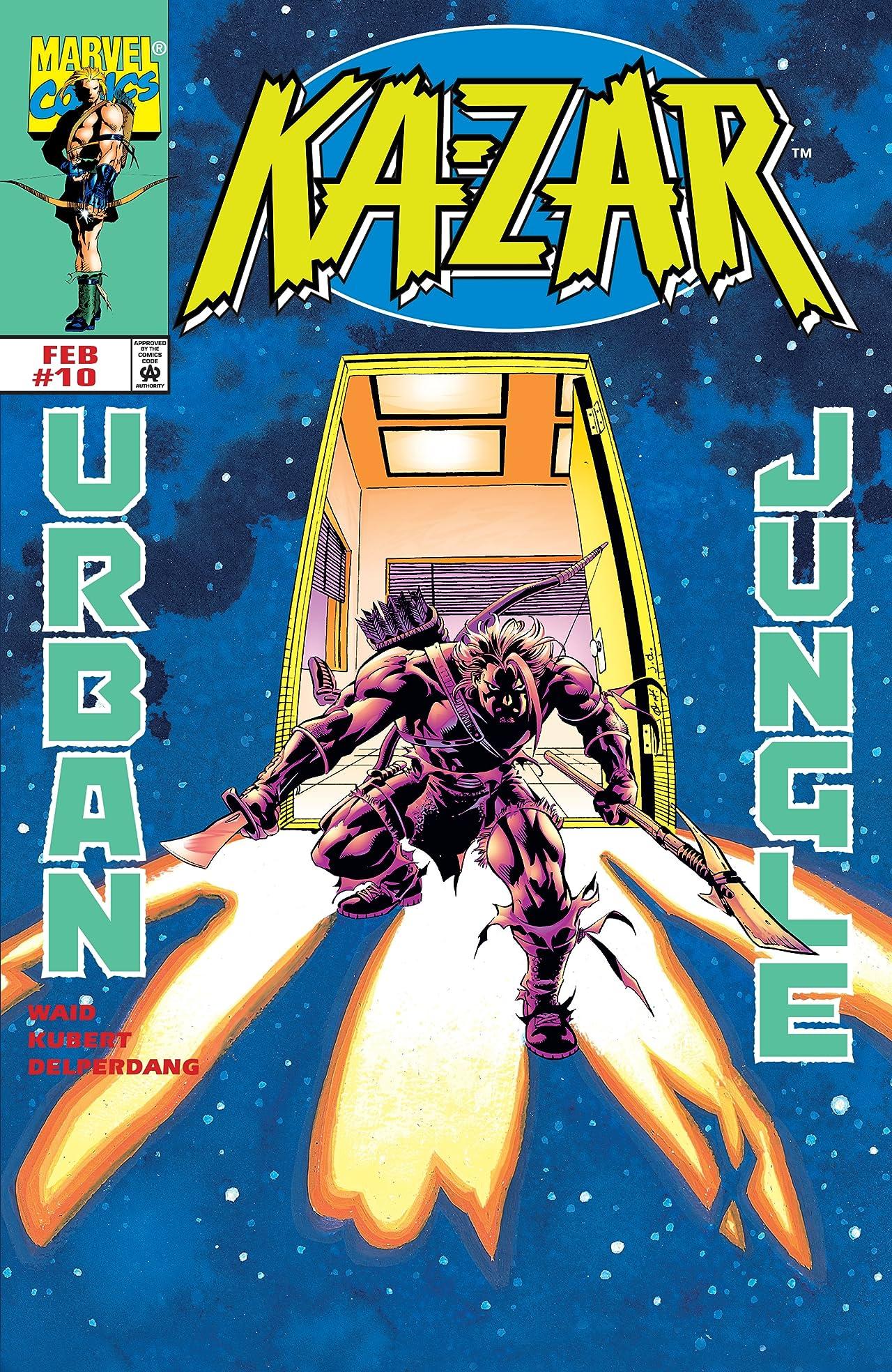 Ka-Zar (1997-1998) #10