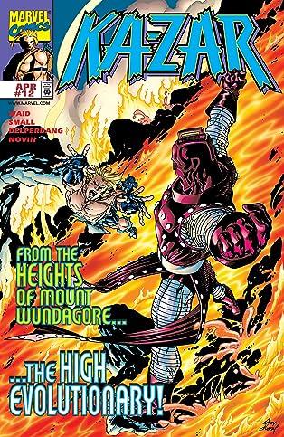 Ka-Zar (1997-1998) #12