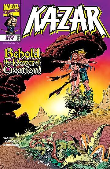 Ka-Zar (1997-1998) #13