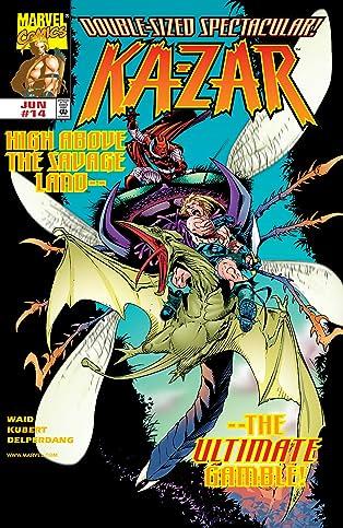 Ka-Zar (1997-1998) #14