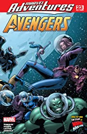 Marvel Adventures The Avengers (2006-2009) #23