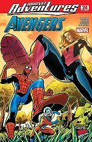 Marvel Adventures The Avengers (2006-2009) #24