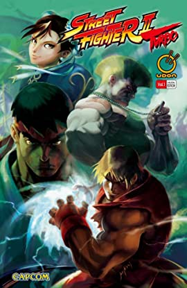 Street Fighter II Turbo Vol. 1