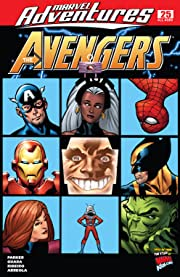 Marvel Adventures The Avengers (2006-2009) #25