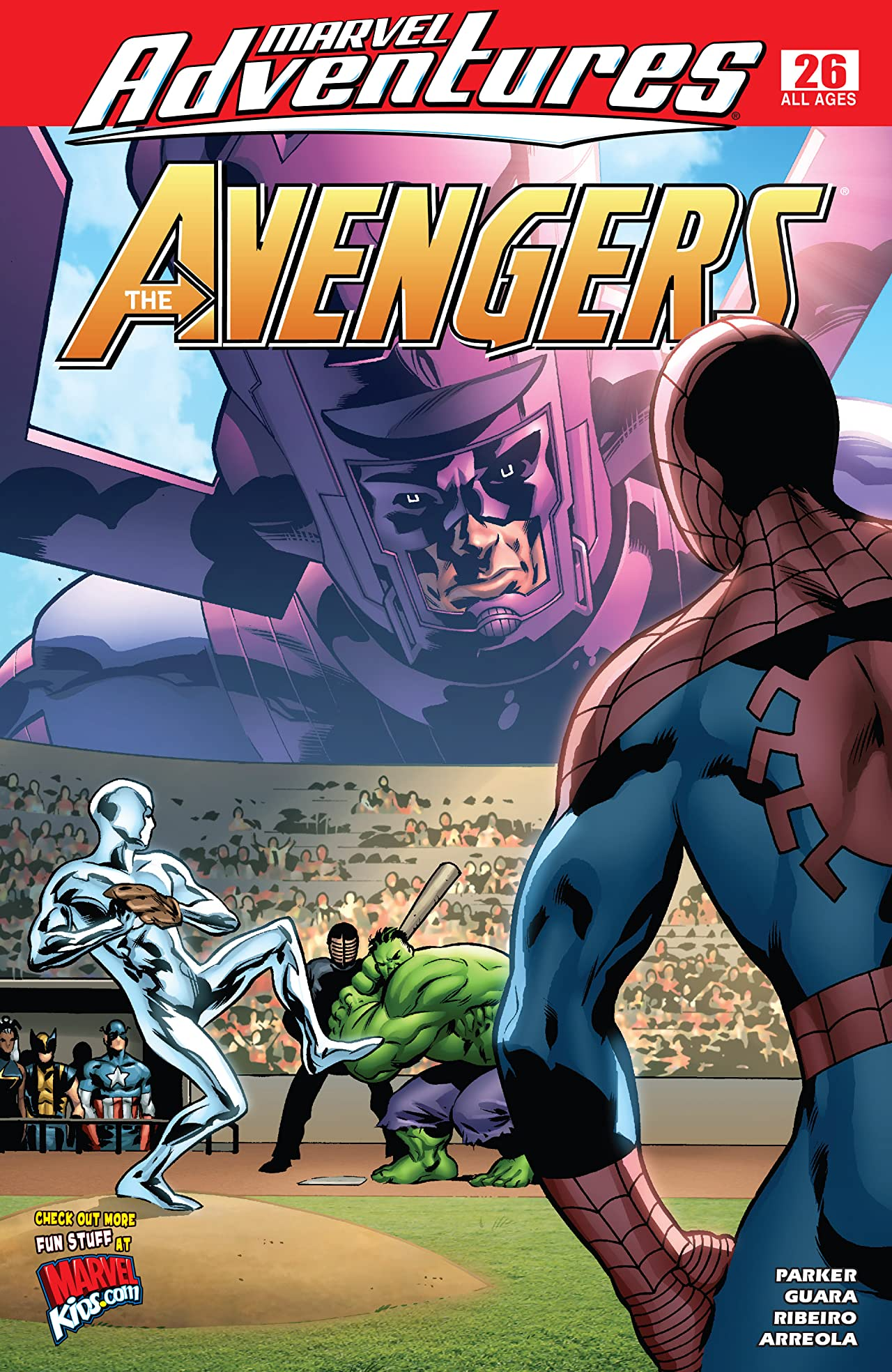 Marvel Adventures The Avengers (2006-2009) #26