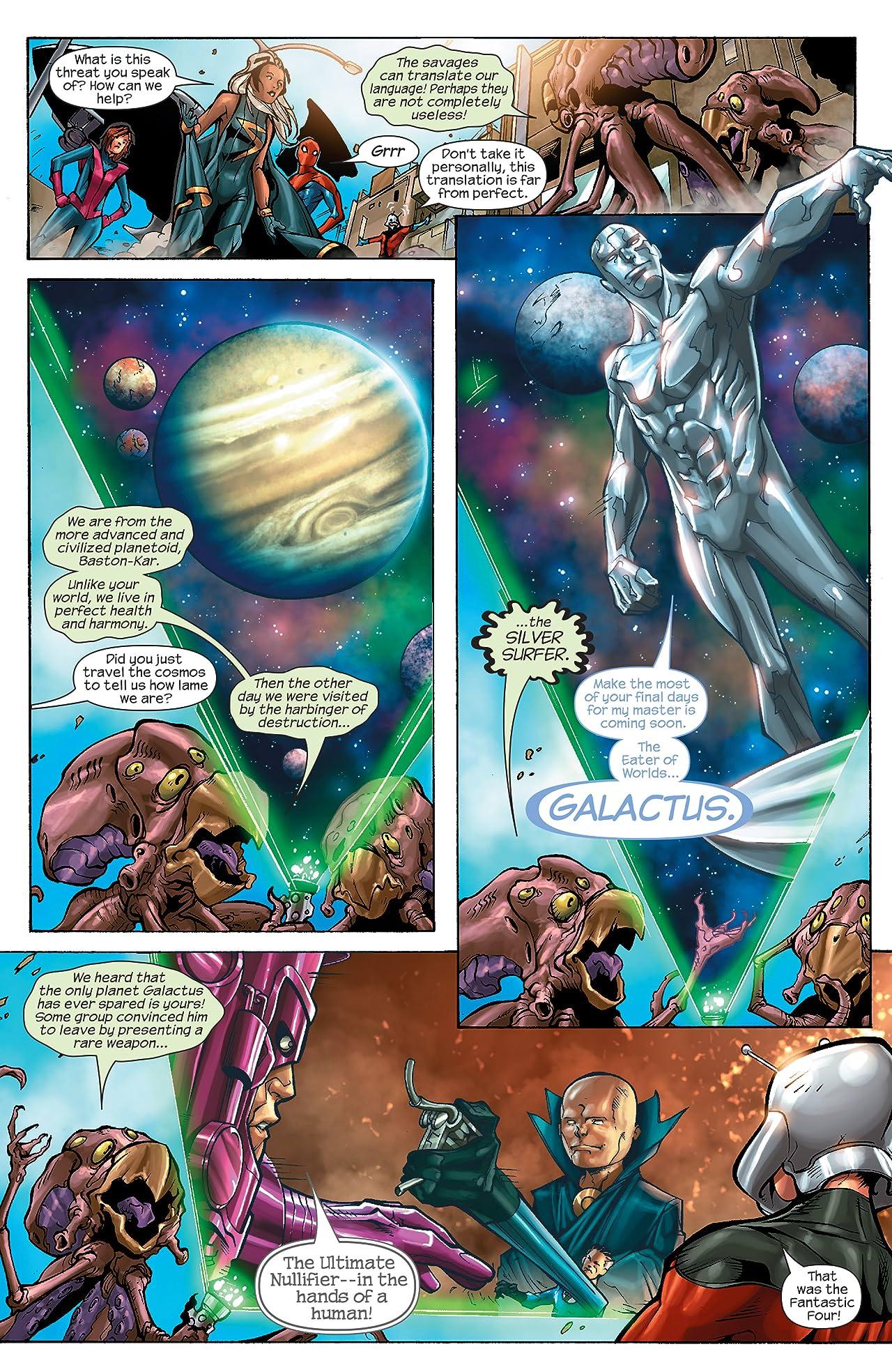 Marvel Adventures The Avengers (2006-2009) #26