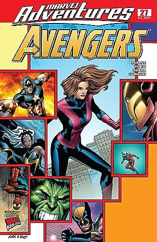 Marvel Adventures The Avengers (2006-2009) #27