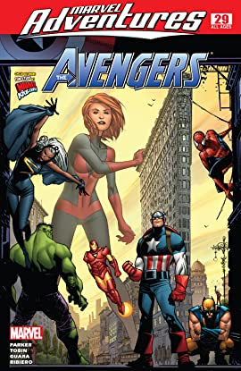 Marvel Adventures The Avengers (2006-2009) #29
