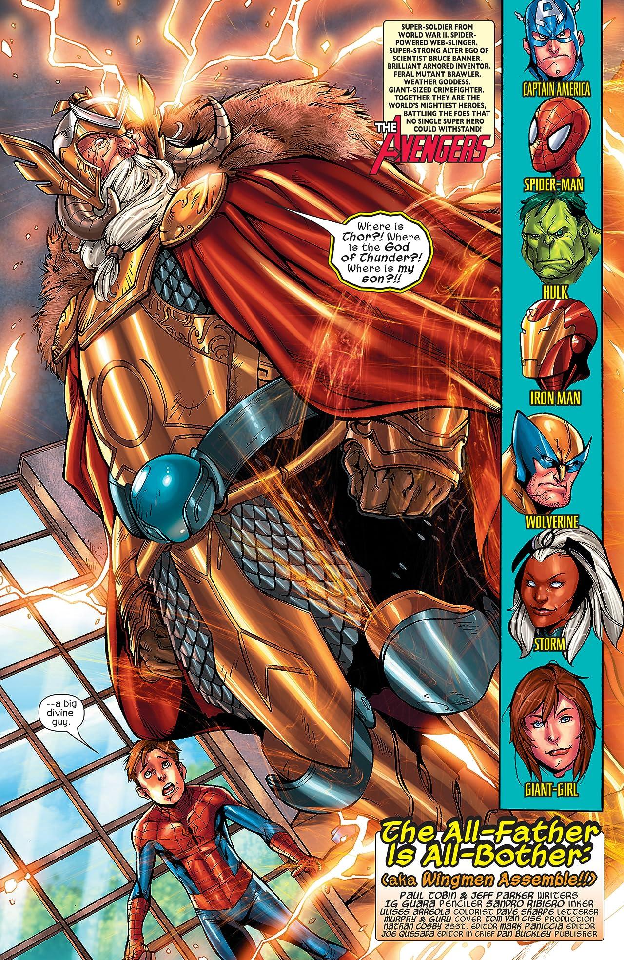 Marvel Adventures The Avengers (2006-2009) #29