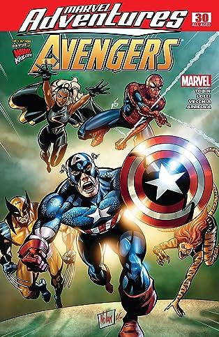 Marvel Adventures The Avengers (2006-2009) #30