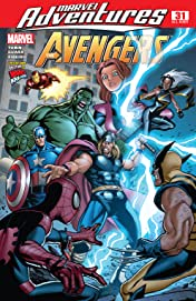 Marvel Adventures The Avengers (2006-2009) #31