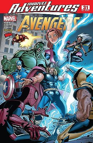 Marvel Adventures The Avengers (2006-2009) #31