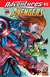 Marvel Adventures The Avengers (2006-2009) #32