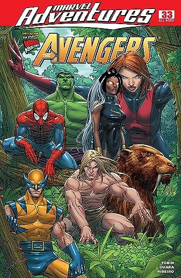 Marvel Adventures The Avengers (2006-2009) #33
