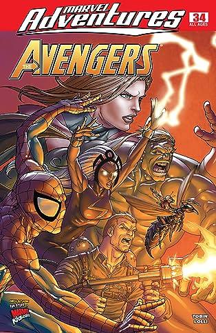 Marvel Adventures The Avengers (2006-2009) #34