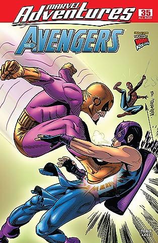 Marvel Adventures The Avengers (2006-2009) #35