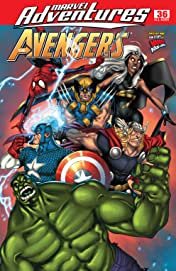 Marvel Adventures The Avengers (2006-2009) #36