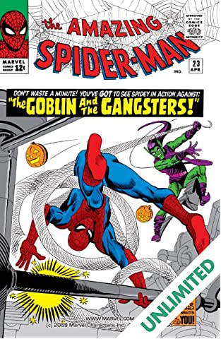 Amazing Spider-Man (1963-1998) #23