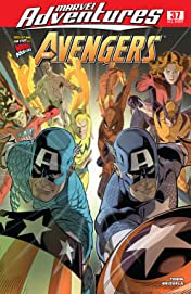 Marvel Adventures The Avengers (2006-2009) #37