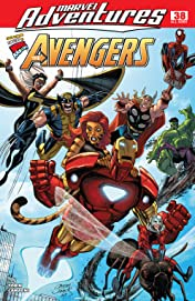 Marvel Adventures The Avengers (2006-2009) #38