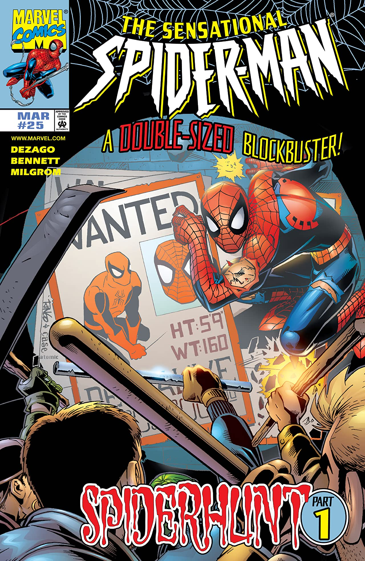 Sensational Spider-Man (1996-1998) #25