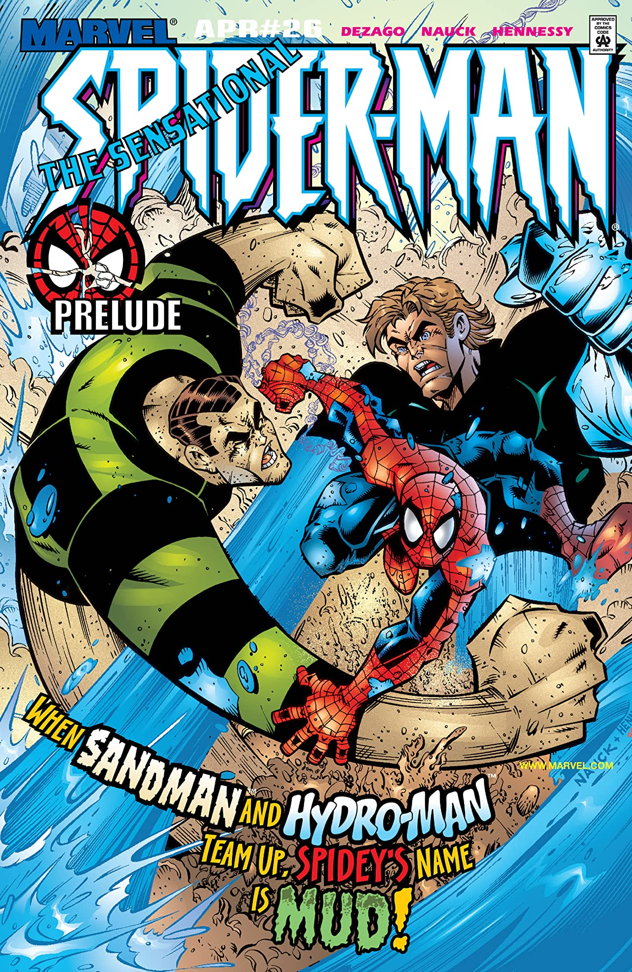 Sensational Spider-Man (1996-1998) #26