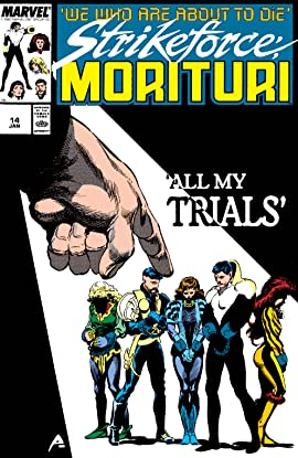Strikeforce: Morituri (1986-1989) #14