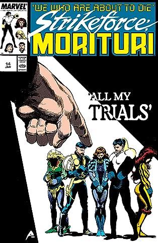 Strikeforce: Morituri (1986-1989) #14