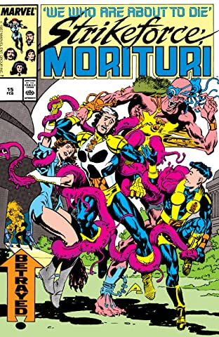 Strikeforce: Morituri (1986-1989) #15
