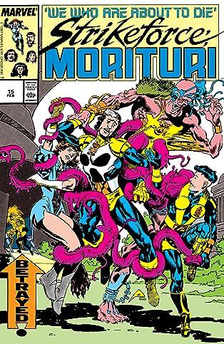 Strikeforce: Morituri (1986-1989) #15