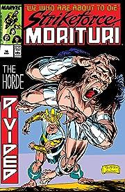 Strikeforce: Morituri (1986-1989) #16