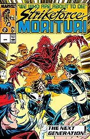 Strikeforce: Morituri (1986-1989) #17
