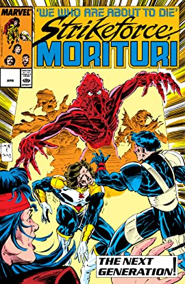 Strikeforce: Morituri (1986-1989) #17