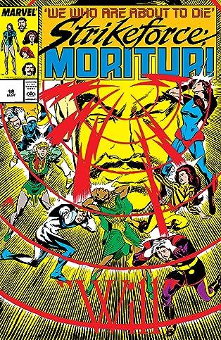 Strikeforce: Morituri (1986-1989) #18