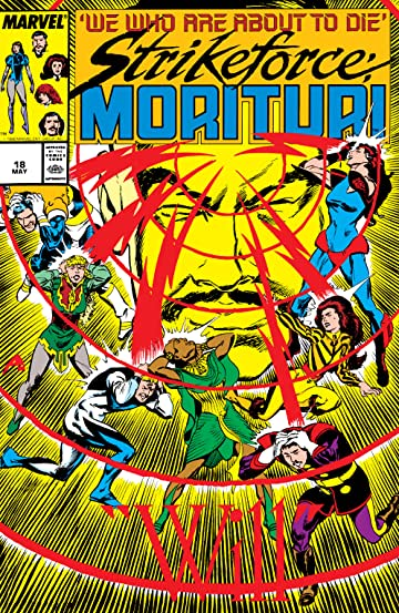 Strikeforce: Morituri (1986-1989) #18