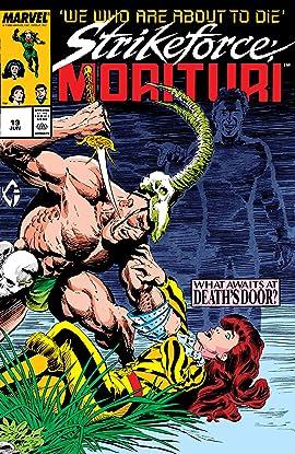 Strikeforce: Morituri (1986-1989) #19