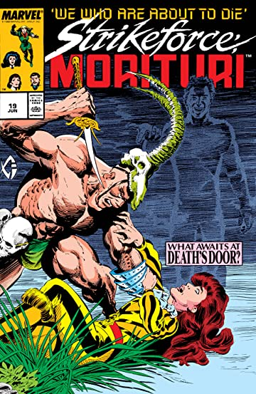 Strikeforce: Morituri (1986-1989) #19