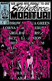 Strikeforce: Morituri (1986-1989) #20