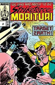 Strikeforce: Morituri (1986-1989) #22