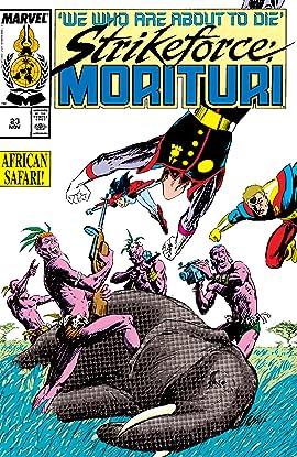Strikeforce: Morituri (1986-1989) #23