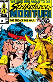Strikeforce: Morituri (1986-1989) #26