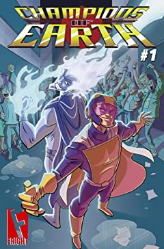 Champions of Earth #1
