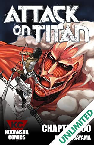 Attack on Titan #100