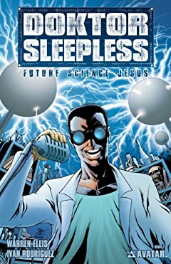 Doktor Sleepless No.1